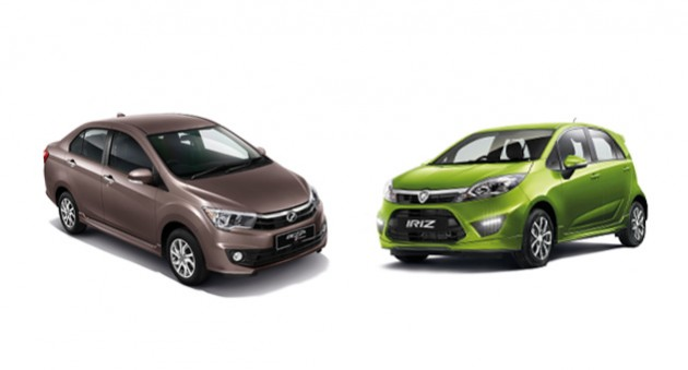 两代Game Changer的对决!Proton Iriz 1.3 EXEC VS Perodua Bezza 1.3 Advance!