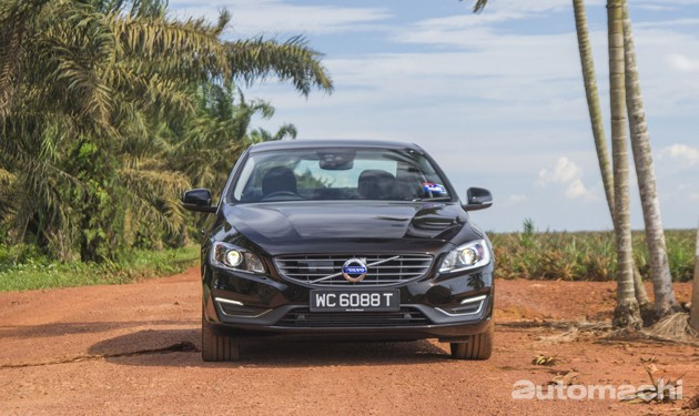Volvo S60 T6 Drive-E,集安全和运动于一身!