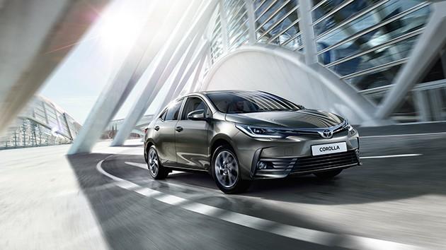 2016年上半年十大畅销车款,Toyota Corolla继续制霸!