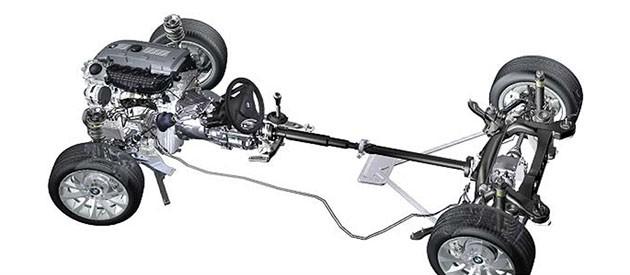 全球第一个8速自排!带你去看Aisin的8速自排变速箱!