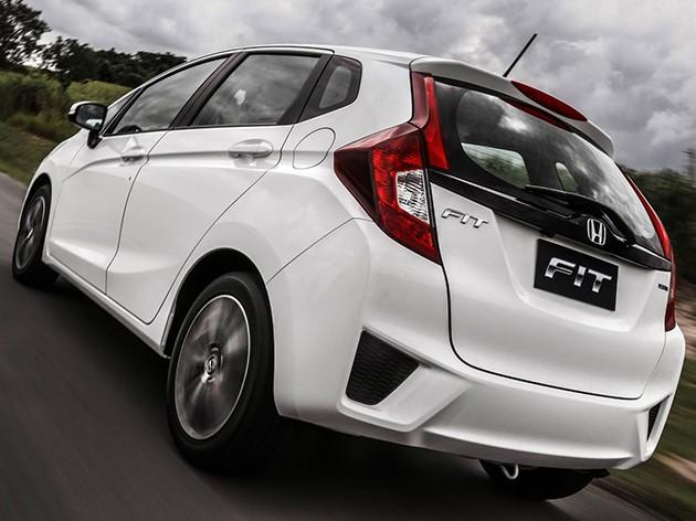 VTEC Turbo上身?传Honda Jazz小改款将会使用1.0L VTEC Turbo!