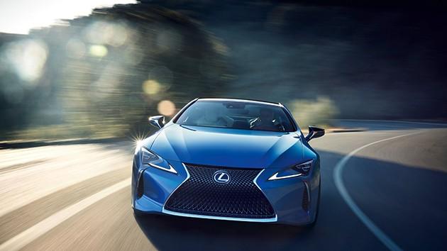 911杀手终极现身?Lexus LC-F最大马力将会突破600 hp?