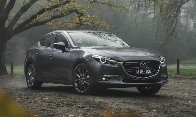小改款Mazda3最快会在年末进军我国市场!