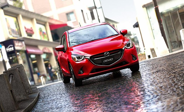 内涵大改进!传Mazda2小改款将在10月发布!
