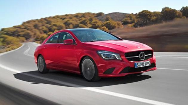 Mercedes-Benz未来计划曝光!A Class Sedan赫然在列!