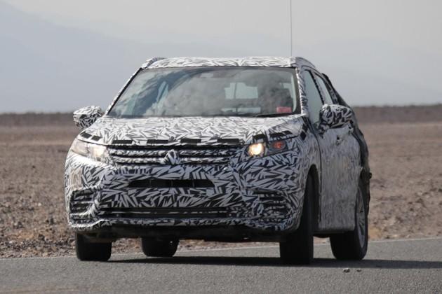 2018年推出?全新Mitsubishi ASX正在测试中!