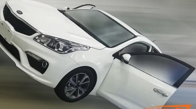 大改款Kia K2现身!或改搭1.2L涡轮增压引擎!