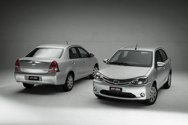 质感升级!Toyota Etios甩开廉价质感!