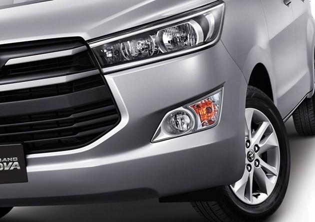 全新Toyota Innova或将在年末登陆我国市场!