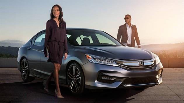 Honda Accord小改款确定9月8日发布!