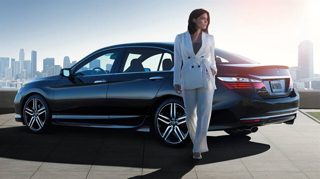 Honda Accord小改款正式开放预订!