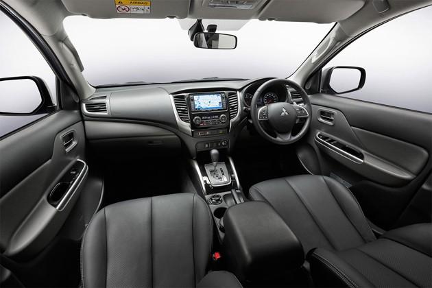 Mitsubishi Triton将更换全新柴油引擎登陆我国市场!