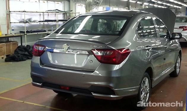 疑似Proton Saga 2016价格和配备曝光!