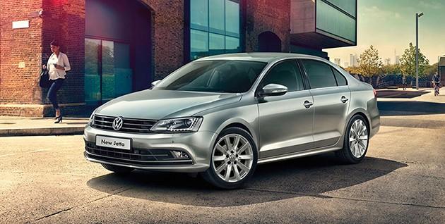 官网放出预告!小改款VW Jetta即将登陆我国市场!