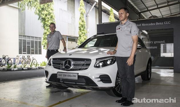 Mercedes-Benz GLC250 CKD版本正式发布!售价RM 325,888!