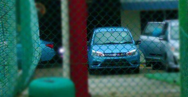 粉蓝色回归!第三代Proton Saga清晰车头照曝光!