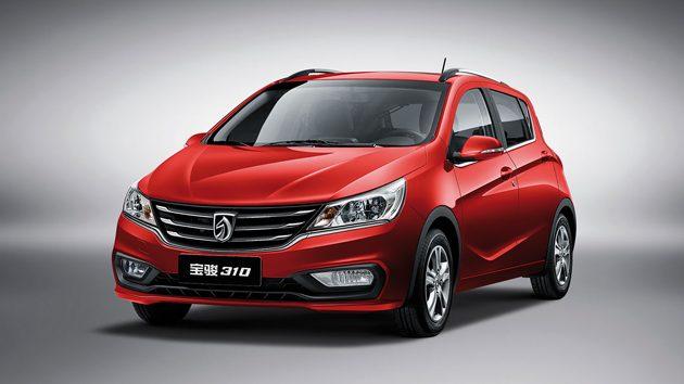 中国神车宝骏310正式上市,最顶级版仅叫价30,866令吉!