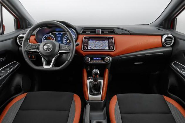 2017 Nissan Micra巴黎车展现身!