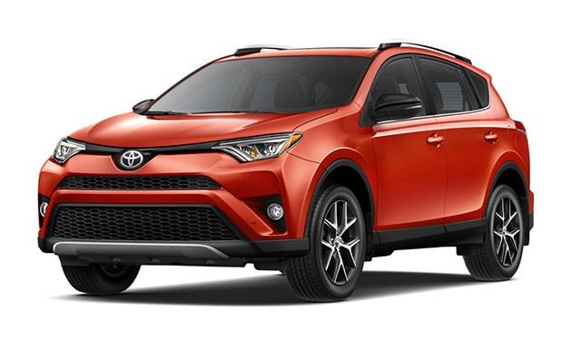 2016年上半年SUV销量,Toyota Rav4成为冠军!