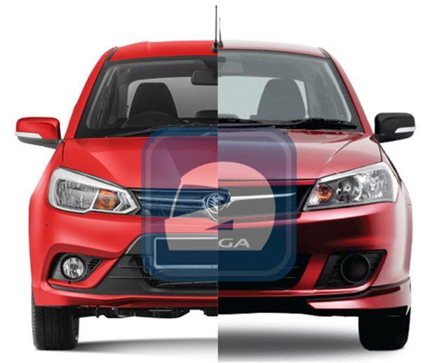 两代 Proton Saga 有什么分别?