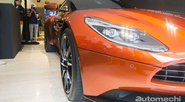 Aston Martin DB11 正式现身马来西亚!