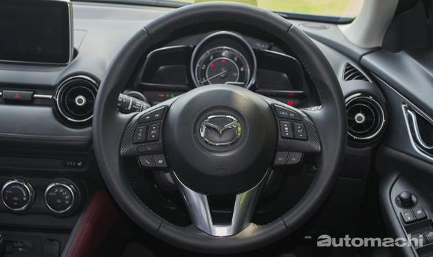 一油未尽的魅力!Mazda CX-3 Skyactiv-D试驾!