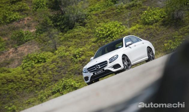 重新定义豪华房车!Mercedes-Benz E200试驾!