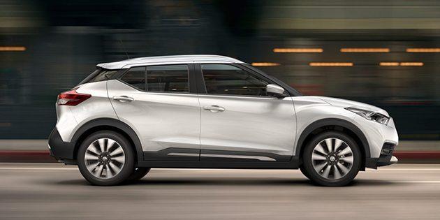 Nissan Kicks即将登陆亚洲市场,我国有望明年推出!