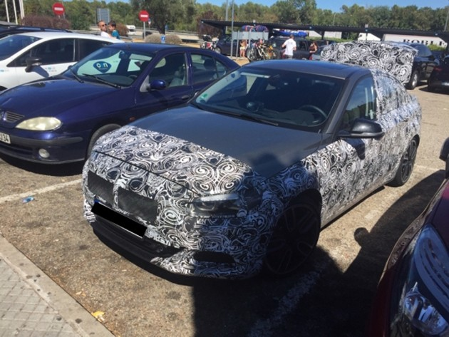 BMW首款前驱房车!1 Series Sedan细节正式公布!