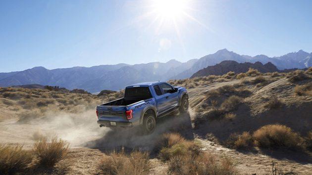 全球首款10速自排皮卡!升级版Ford F-150将在下个月开卖!