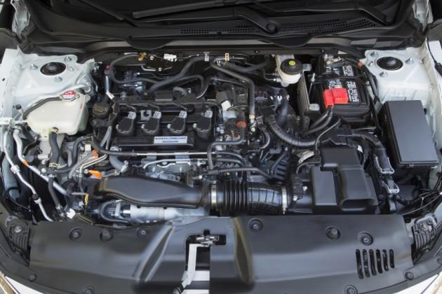 帅到掉渣,Honda Civic FC Hatch实车照!