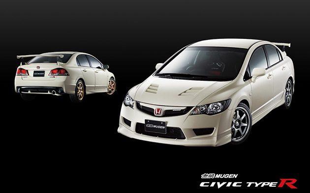 热血本田!Honda Civic Type R历史回顾!
