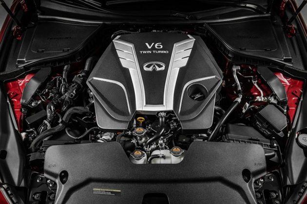 Nissan Skyline的继承者?Infiniti Q60 Red Sport 400售价出炉!