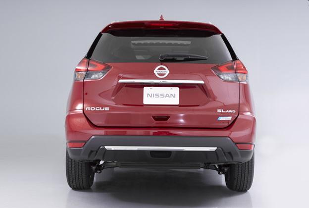Nissan X-Trail 小改款正式发表, 全新V-Sharp家族脸! | automachi.com