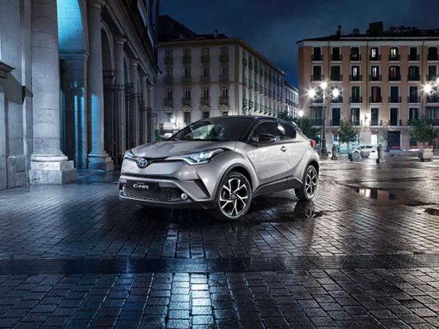 英国版Toyota C-HR价格公布!11个车型,入门版开价RM 114,310!