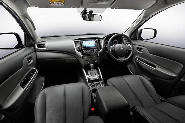 更强大的动力!Mitsubishi Triton 2.4 Mivec Turbo登陆我国市场!
