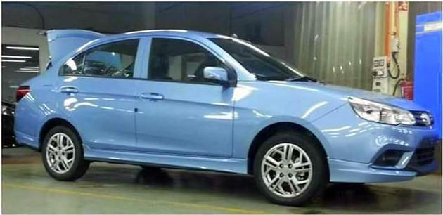 全新Proton Saga细节确定!确定将会有ESC和Asean NCAP五星成绩!