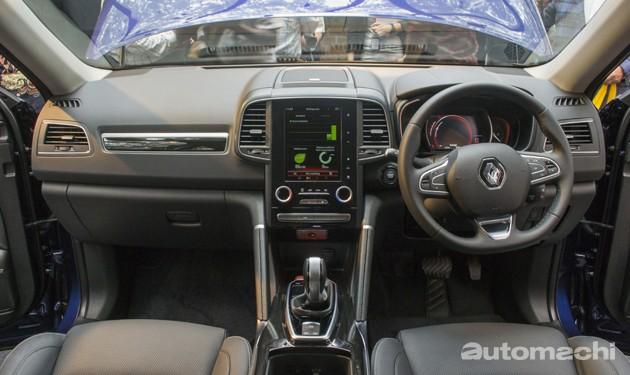 全新Renault Koleos马来西亚首秀!