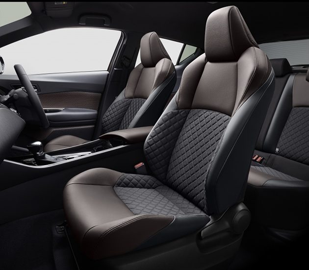 日规 Toyota C-HR 细节正式公布!