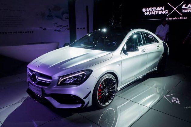 Mercedes-Benz 头九个月在我国卖出9,047辆汽车!