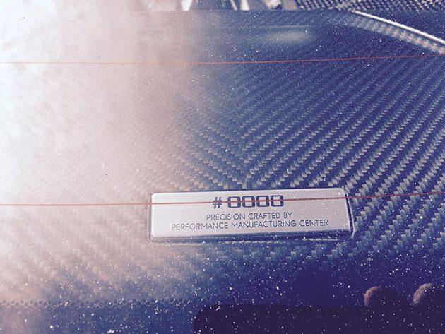Honda NSX 试驾车在台湾发生车祸!