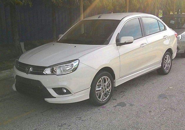 2016 Proton Saga SE 版本曝光?