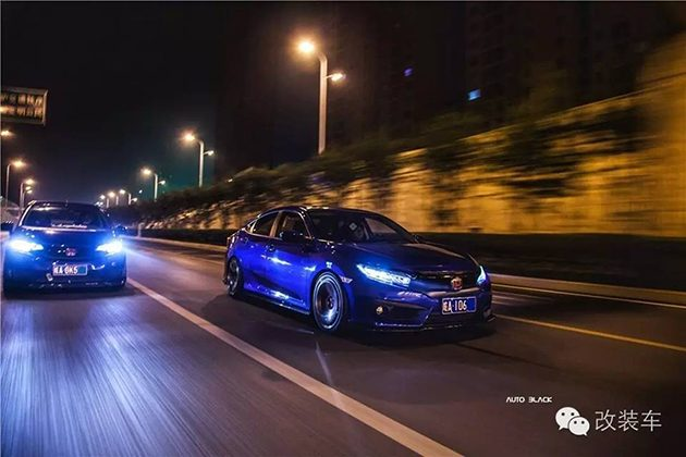 Honda Civic FC 改改更帅气!