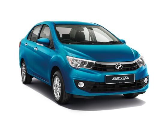 上市三个月,20,000辆 Perodua Bezza 注册上路!