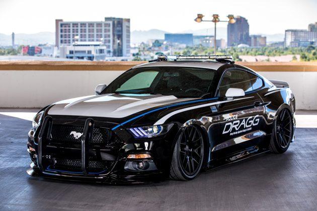 十速野马降临!小改款 Ford Mustang 将现身洛杉矶车展!