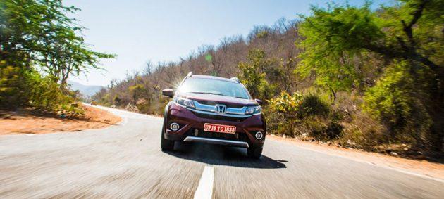 Honda BR-V 最快会在明年第一季于我国上市!
