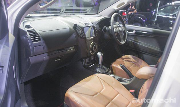 2016 Isuzu D-Max 正式发布,价格从RM 82,978.84起跳!