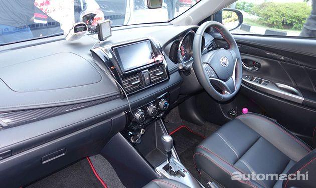 2016 Toyota Vios大量细节公布!