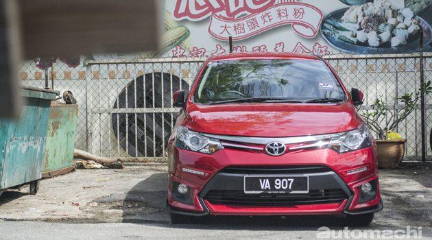 油耗测试第一集: 2016 Toyota Vios !