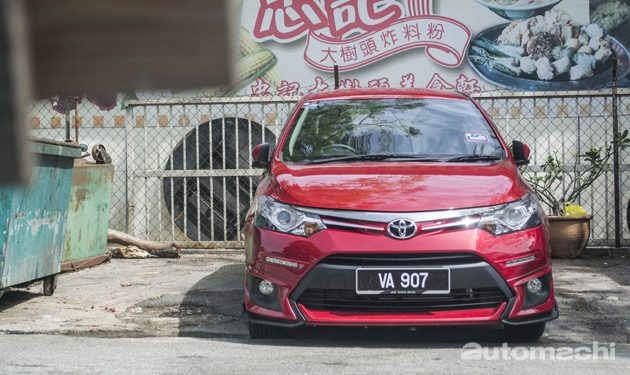 油耗测试Part 1: 2016 Toyota Vios !